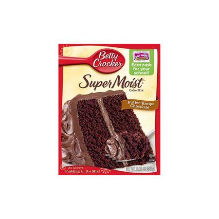 Betty Crocker Chocolate Mix