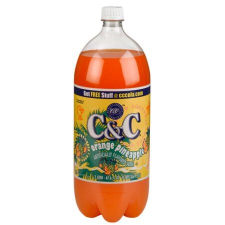 C&C Pine/Orange 2L