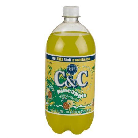 C&C Pineapple 3L