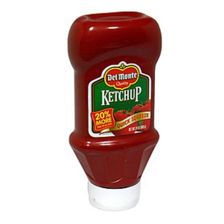 DM Ketchup Squeeze