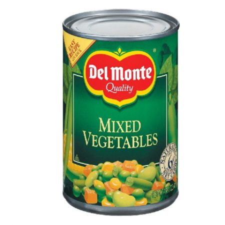 DM Mixed Vegetables 14z