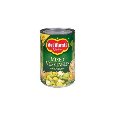 DM Mixed Vegetables 14z