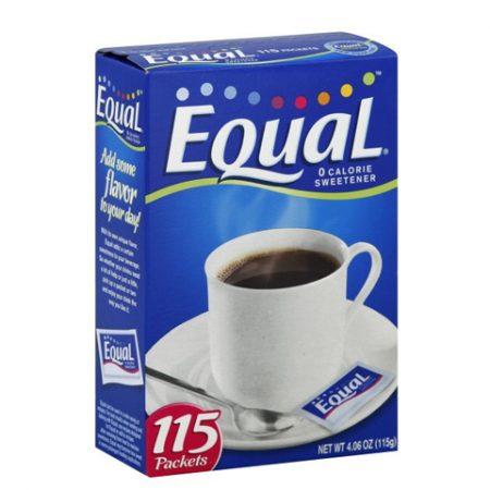 Equal 115 ct