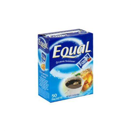 Equal Sweetener 50ct
