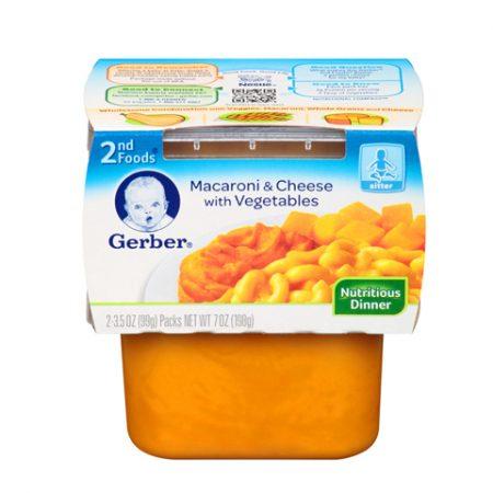 Gerber Mac & Cheese