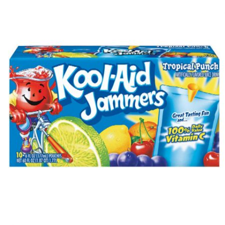 K/Aid-Trop Punch 10pk