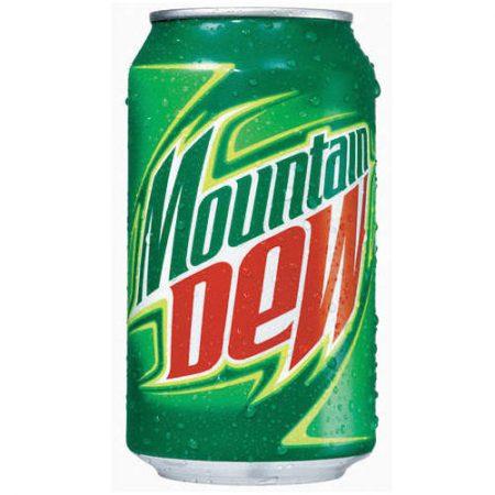 Mountain Dew 12z