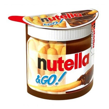 Nutella on the Go