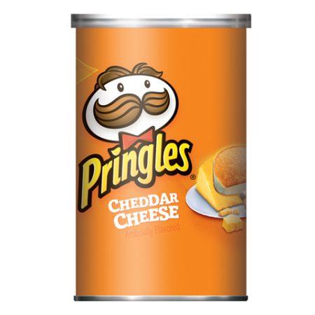 Pringles Cheddar Cheese 2.5z