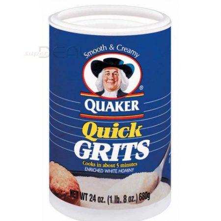 Quaker Quick Grits 24z