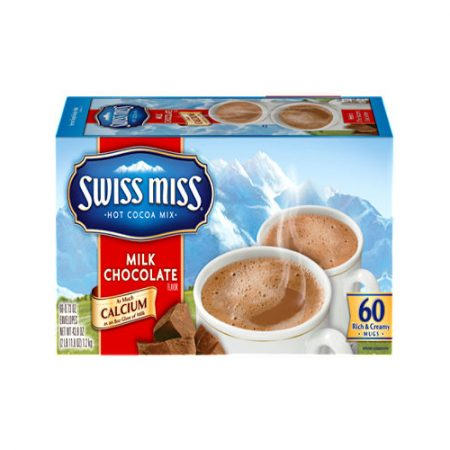 Swiss Miss Hot Cocoa Mix 60ct