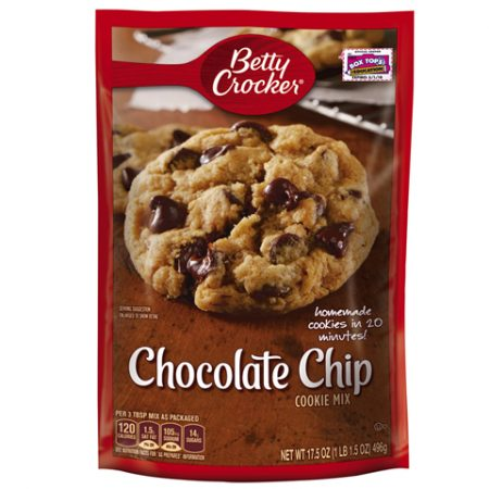 BC Chocolate Chip Cookie Mix