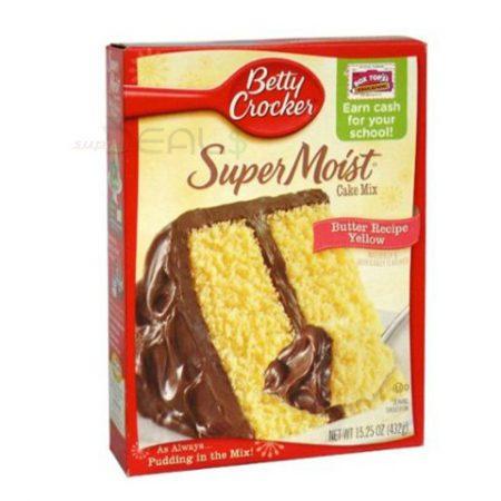 BC Yellow Cake Mix