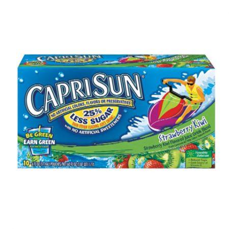 Capri Sun Straw/Kiwi