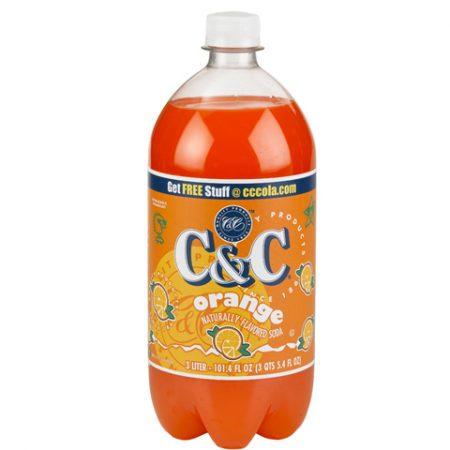 C&C Orange 3L