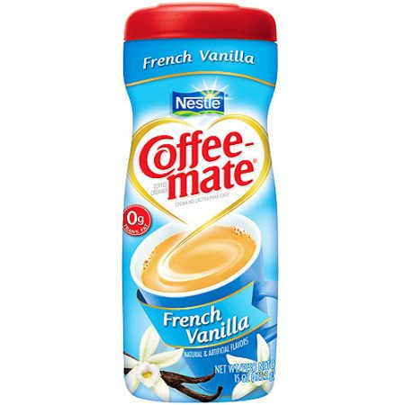 Coffee-mate French Vanilla 15z
