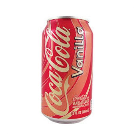 Vanilla Coke 1