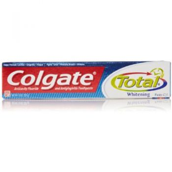 Colgate Total Whitening 1