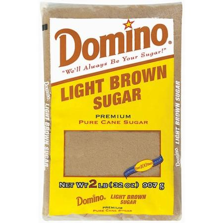 Domino Dark Brown Sugar 2lb