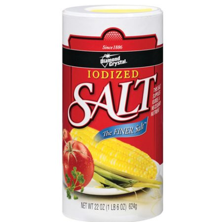 Diamont Salt Iodized 22z