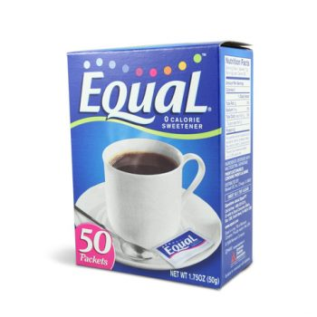 Equal Sweetener 50ct 1