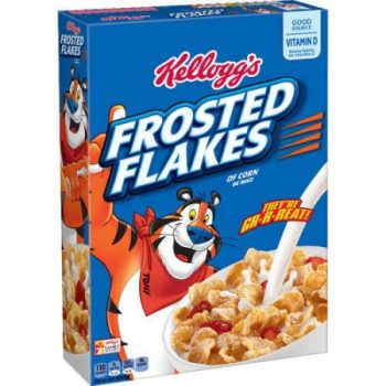 Frosted Flakes Cereal 1