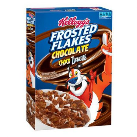 Frosted Flakes Chocolate Cereal