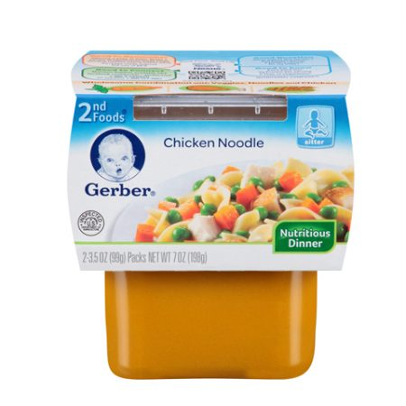 Gerber 2nd Chicken Noodle