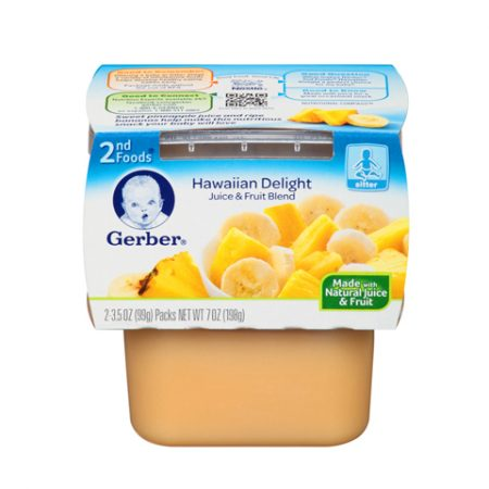 Gerber 2nd Hawaiian Delight