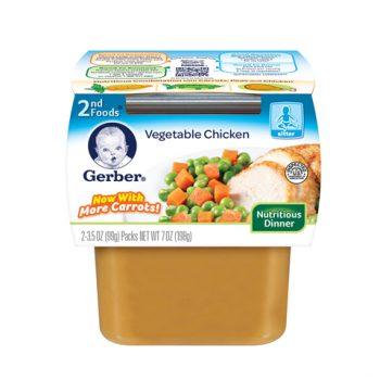 Gerber Veg/Chicken 1
