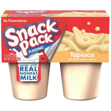 Hunt Snack Tapioca 1