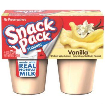 Hunt Snack Vanilla 1