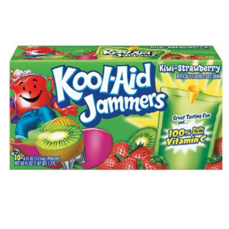 K/Aid-Kiwi/Straw. 10pk