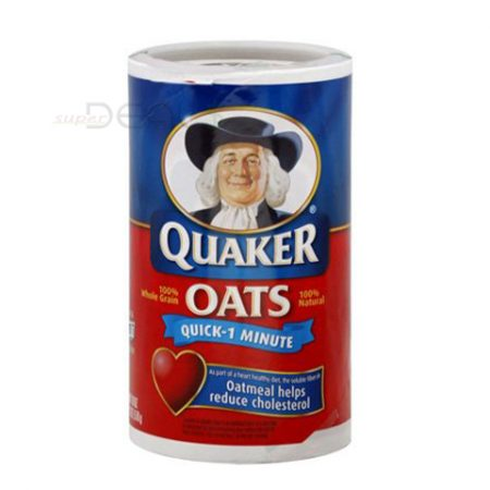 Quaker Quick Oats 18z