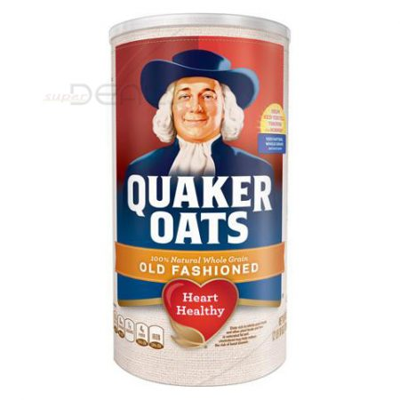 Quaker Quick Oats 42z