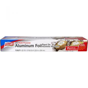 Parade Aluminium FOIL 75FT 1